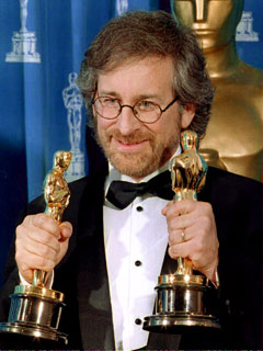 Academy Awards- Steven Spielberg- Best Picture / LINCOLN  and Producer Kathleen Kennedy