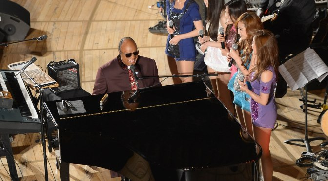 Stevie Wonder Celebrates World Peace Day at the U.N. with a Live Concert! Only on BET/Centric Thank you Sunseeker Productions