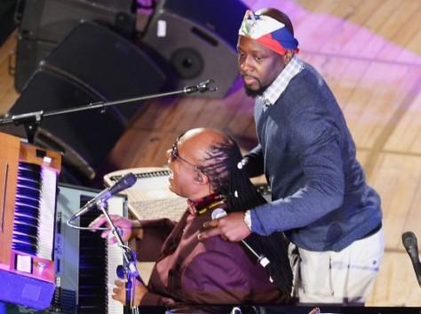 Stevie Wonder-Wyclef