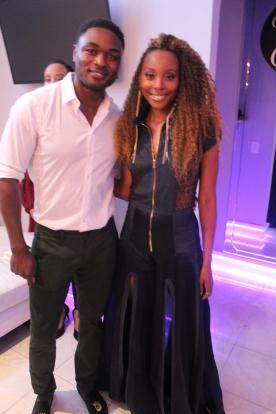 Zimzon Lelo & Erica Ashe