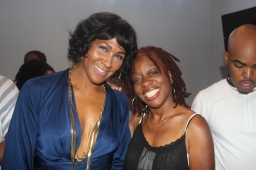 Terri J Vaughn & cas sigers-beedles (Writer of When Love Kills) on TV One