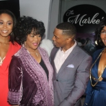 Ashley Mills, Sandra Norwood, RonReaco Lee, Terri J Vaughn