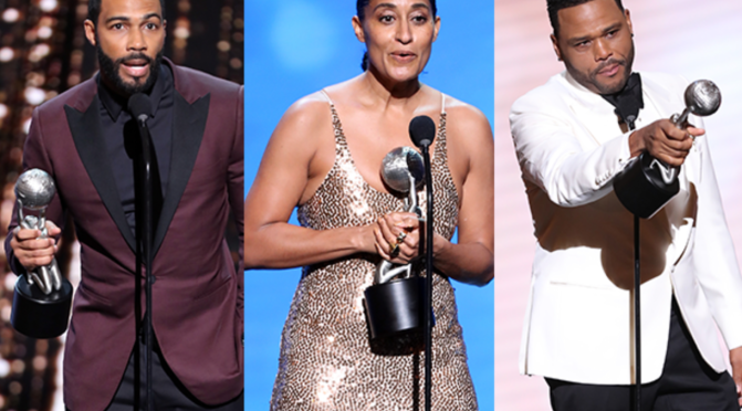NAACP 2018 Image Award Official Nominees