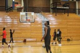 Dwight Howard dunk