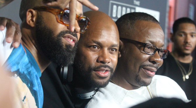 """Bobby Brown hosts viewing party """"The Bobby Brown Story"""" in Atlanta"""