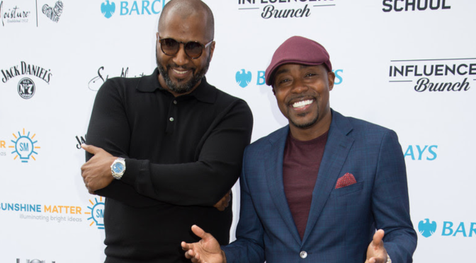 Will Packer and Malcolm D. Lee offer inspiration for blacks in film at 4th Annual Influencers Brunch