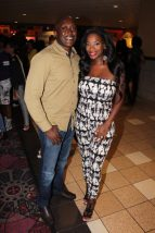 Shamea Morton and her husband Mr. MwangiPhoto Credit Jonell Media PR