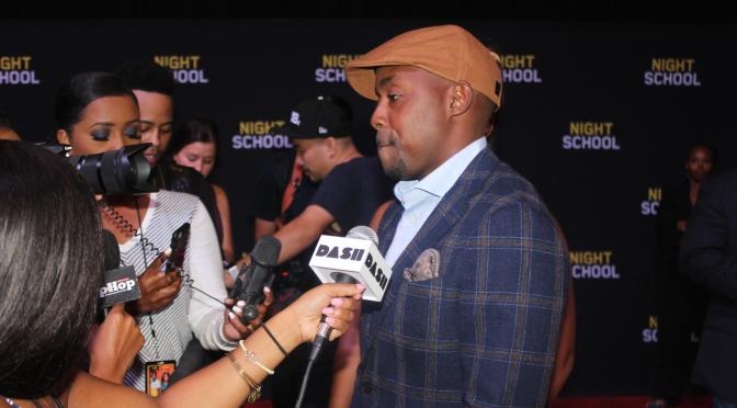 Will Packer and Kevin Hart host Night School Screening in Atlanta