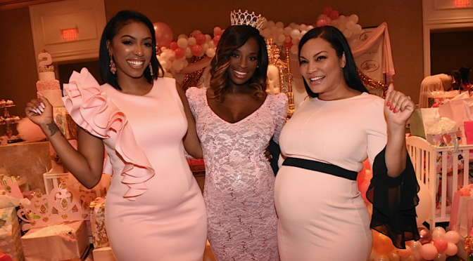 Shamea Morton's Amazing Baby Shower at the Four Seasons Hotel