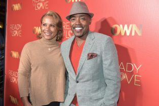 ATLANTA, GA - OCTOBER 23: (L-R) Heather Packer and husband film producer Will Packer attend Ready to Love Premiere Watch Party at Suite Lounge on October 23, 2018 in Atlanta, Georgia. (Photo by Moses Robinson/Getty Images)