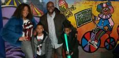 Bravo TV - Married to Medicine family of Eugene Harris, Toya-Bush Harris and their 2 boys