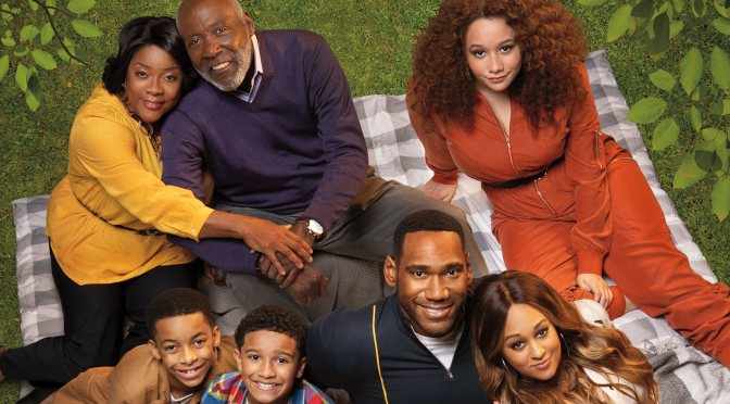 "Netflix Announces ""The Family Reunion"" now available July 10th"
