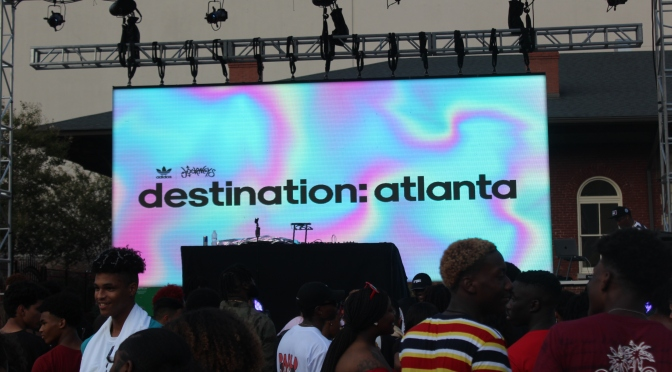 Lil Yachty headlines Destination: atlanta concert