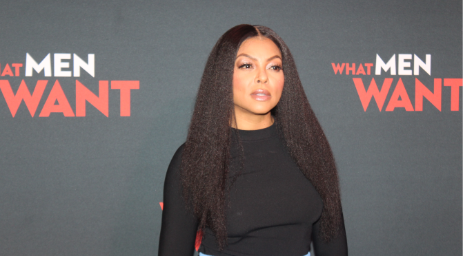 What Men want – Taraji you look good girl!