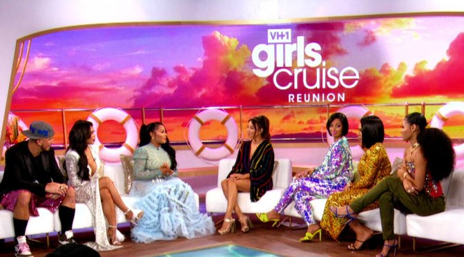 Vh1 Girls Cruise – B Simone made the following confession at the Reunion