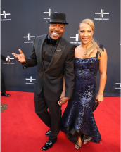 Will Packer & Heather Packer