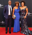 Gayle King and Children