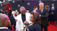 Tyler Perry, Oprah Winfrey, Stedman