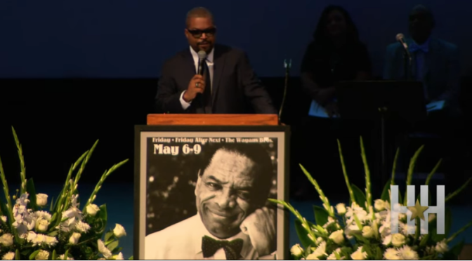 John Witherspoon's Funeral Filled with Love & Great Memories in Los Angeles