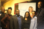 Dr Scott Metcalfe, Dr Contessa Metcalfe M.D., Dr Damon Kimes, Dr Heavenly Kimes, Dr Jackie Walters, Curtis Walters