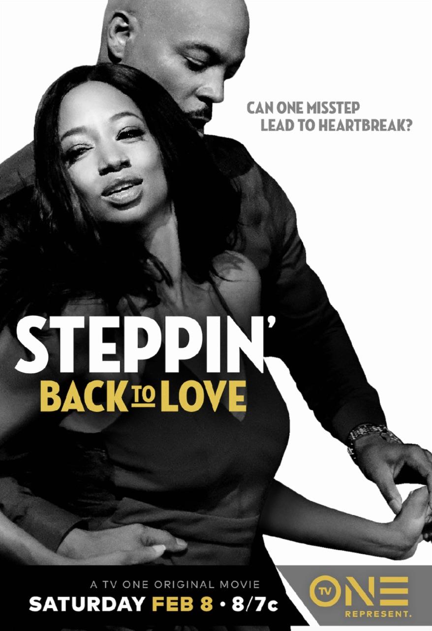 steppinback