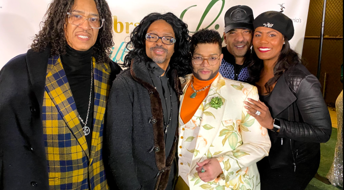 Oprah's Makeup artist Derrick Rutledge hosts Celebration of Life party