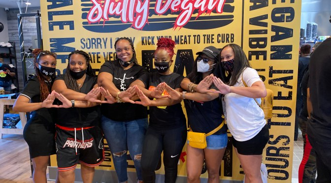 Slutty Vegan CEO Pinky Cole opens second location in Jonesboro, GA