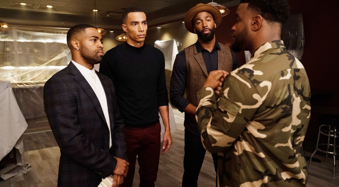 "Meet the men of Tyler Perry's Show ""BRUH"" on BET+"