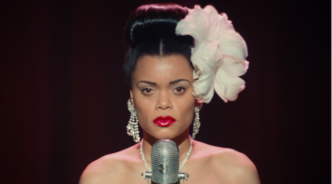 Audra day brilliant in new movie The United States VS. billie holliday