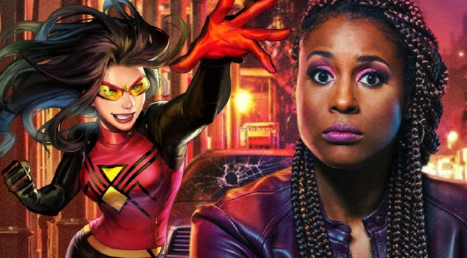 Issa Rae Will Play Spider-Woman in Sony's Sequel to Spider-Man: Into the Spider-Verse